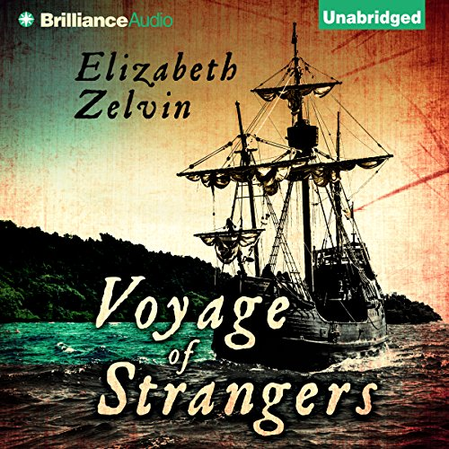 Voyage of Strangers audiobook cover art