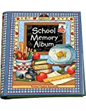 School Memory Album: A Collection of Special Memories, Photos, and Keepsakes from Kindergarten
