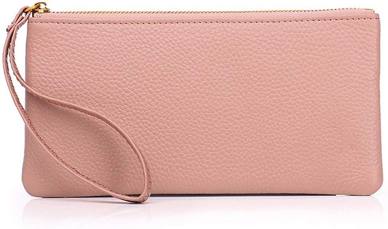 Rcnryleder - Lady Brieftasche, Mode - reißverschluss - Hand Beutel, der Keine Brieftasche B07GN6NGFH