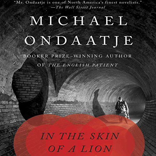 In the Skin of a Lion audiobook cover art