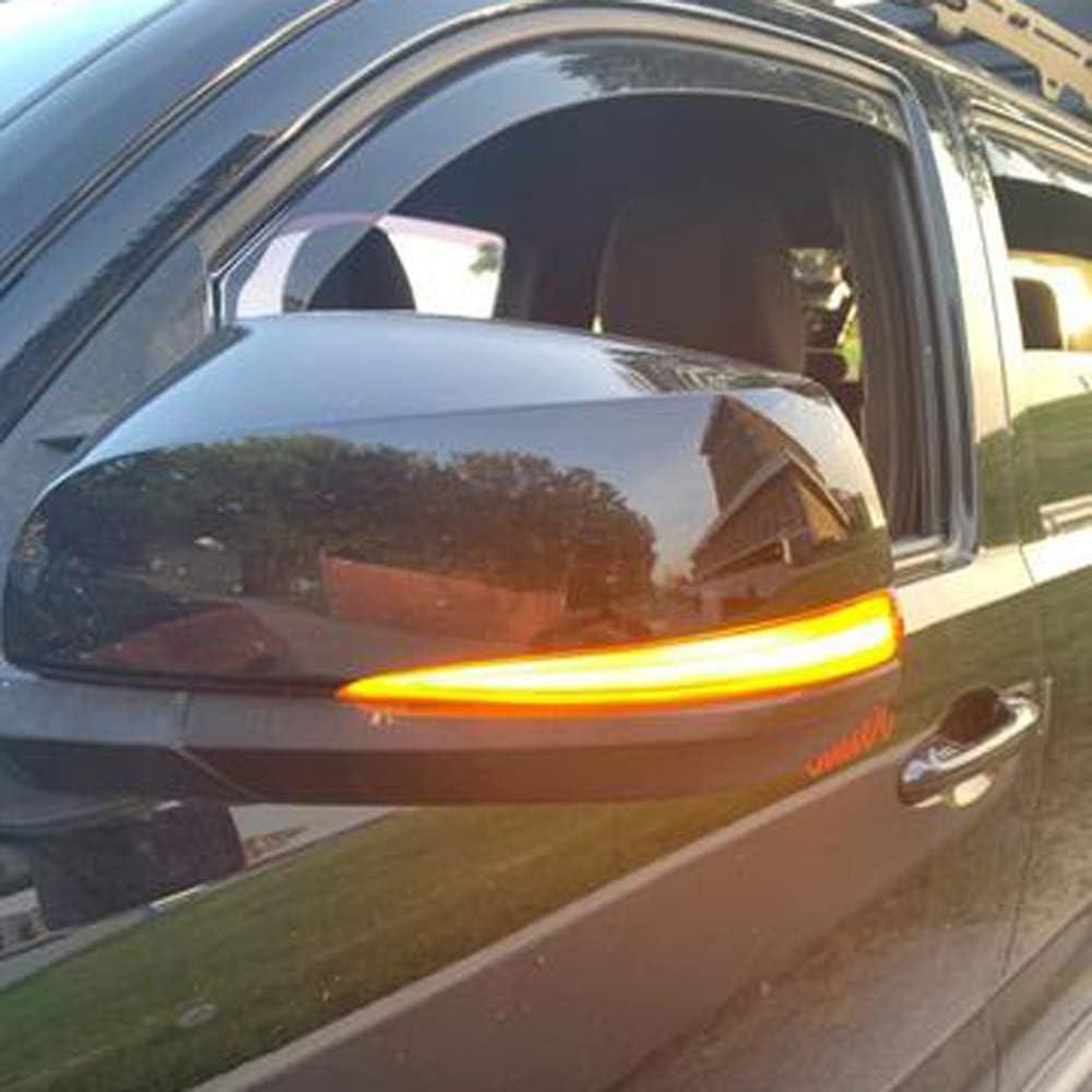Tacoma Alphard Vellfire AH30 2016-2020 Black Customized Side Rear View Mirror Indicator Blinker Repeater Dynamic Turn Signal Light LED Replacement For Toyota RAV4 2019 2020