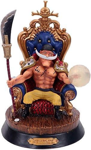 tienda Anime Modelo De De De Película De Dibujos Animados Juego Personaje Barba blancoa Ornamento Modelo Estatua Altura 23 Cm CQOZ  Venta barata