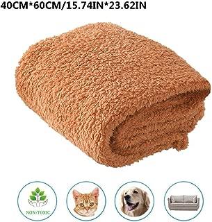 iBaste Tappetino per Animali Domestici Gatto Canile per Cani di Taglia Media Piccola Tappetino per Cani
