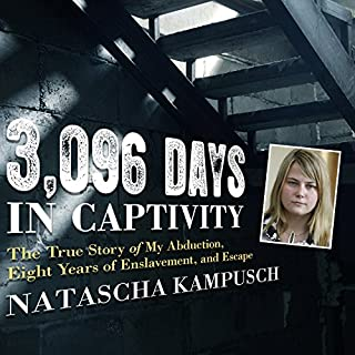 3,096 Days in Captivity cover art