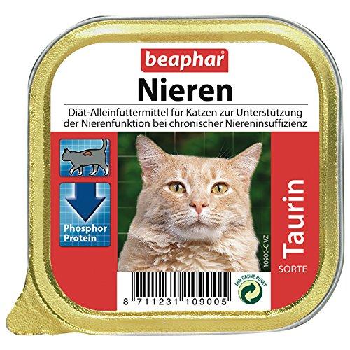 beaphar Nierendiät +Taurin, 1er Pack (1 x 100 g)