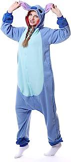 MEILIS Pijama de Dibujos Animados para Cosplay o Lounge, Unisex, Pijama de Adulto, Regalo de cumpleaños o Navidad para Ado...