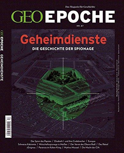 GEO Epoche / GEO Epoche 67/2014 - Geheimdienste