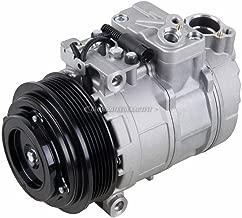 AC Compressor & A/C Clutch For Mercedes E320 E430 SLK230 C230 C280 C220 S420 S430 S500 CL500 ML320 ML430 CLK320 CLK430 - BuyAutoParts 60-00846NA New