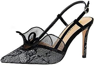 BalaMasa Womens ASL06731 Pu Heeled Sandals