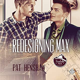 Redesigning Max audiobook cover art