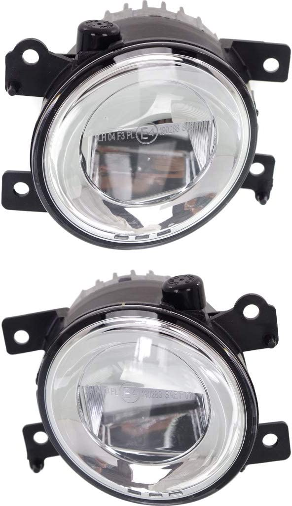 Long-awaited For Infiniti QX80 Fog Light Assembly 2016 P 2015 and Discount mail order Driver 2017