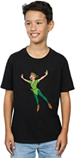 Disney niños Peter Pan Classic Flying Peter Camiseta