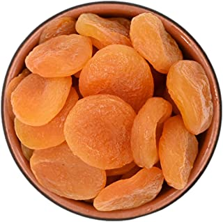 No.4 Extra Choice Dried Apricots, Turkish Apricots, SIZE #4 (5 LB)