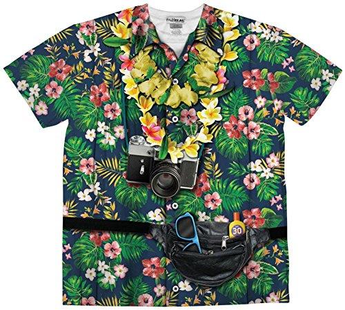 Short Sleeve: Tourist Tee T-Shirt Size XXL