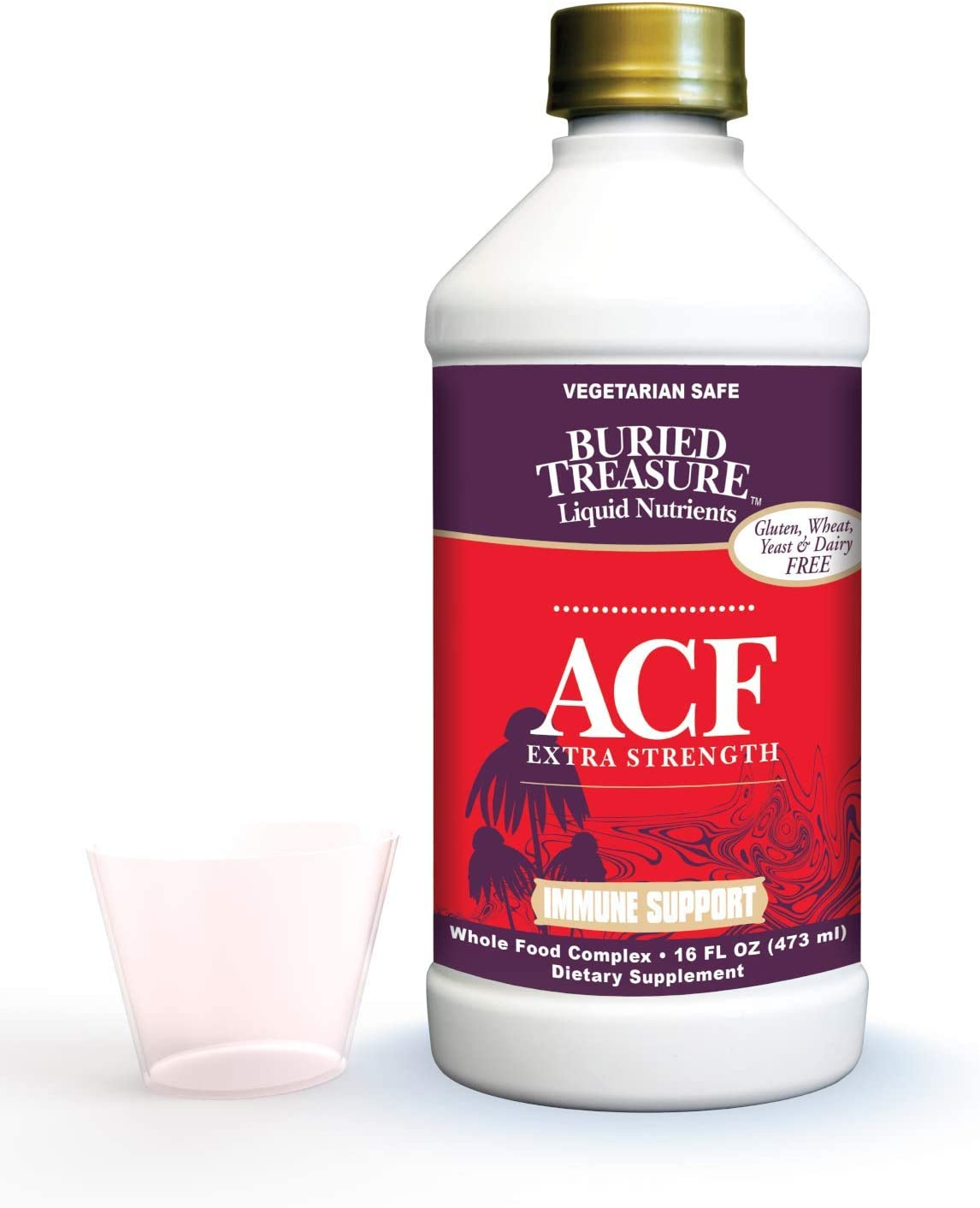 Buried Treasure ACF Extra Strength Advanced Recovery Immune with Sale Special price for a limited time