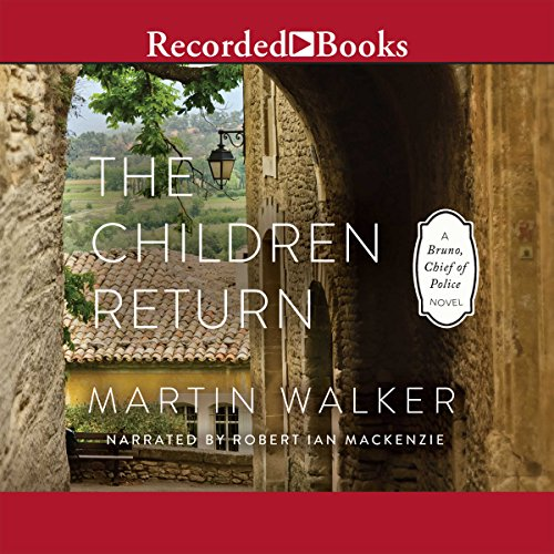 The Children Return audiobook cover art
