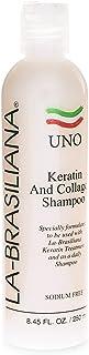 La Brasiliana Uno Keratin After Treatment Shampoo