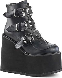 d49172e1 Amazon.es: Demonia: Zapatos y complementos