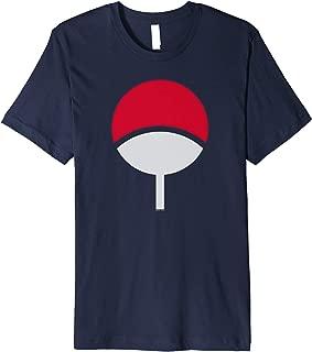 Naruto Sasuke Uchiha Symbol Shirt