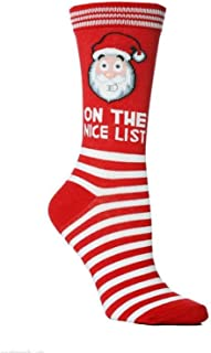 ZS, ZS ZSHENG® I Par Calcetines De Navidad Mujer Hombre Navidad De Dibujos Animados Happy Casual Socking Calcetín Calcetines Divertidos For Los Regalos De Los Niños Año Nuevo
