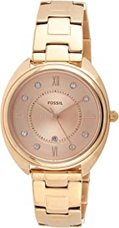 Fossil Watch Es5070, ROSE GOLD