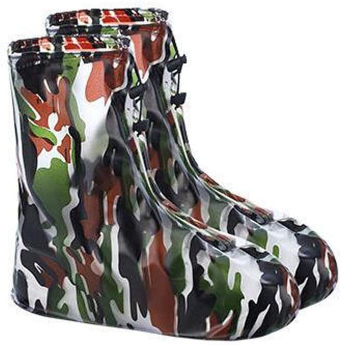 WUZHONGDIAN Shoe Cover Made of Environmentally Friendly Large Trust special price Od PVC
