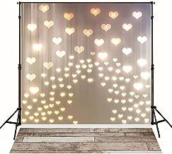 Best heart photo backdrop Reviews