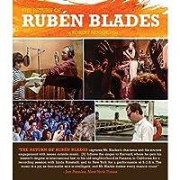 The Return Of Ruben Blades [Blu-ray]