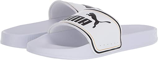 Puma White/Puma Team Gold/Puma Black