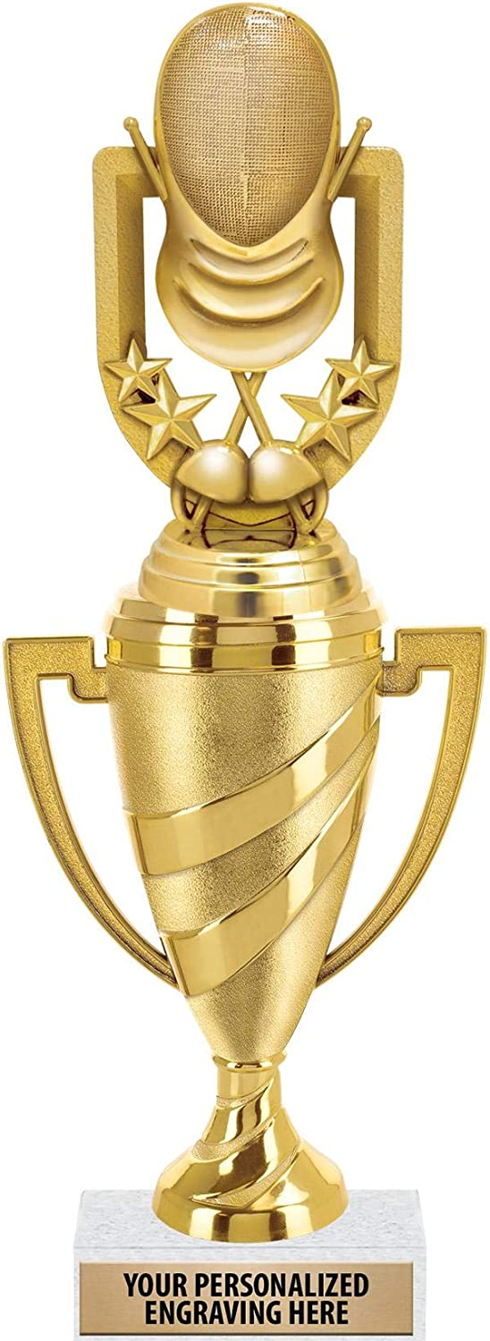 Crown Awards Boston Mall Fencing Trophy 13