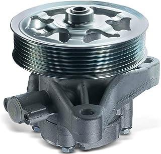 2008-2012 Honda Accord Power Steering Reservoir; Plastic Partslink HO4542107