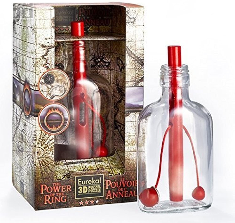 te hará satisfecho Bottle Puzzle  4 - 3D Brainteaser Puzzle by by by Unknown  entrega gratis
