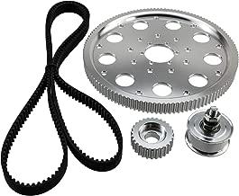 JL Zeda T Belt Drive Conversion Kit for 2 Stroke Motorized Bikes/Bicycle Engines - Performance Transmission