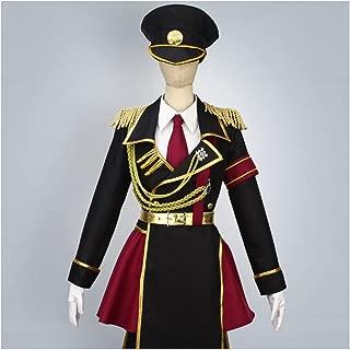 Cosonsen Anime K Kushina Anna Cosplay Lolita Dress Costume Halloween Cosplay