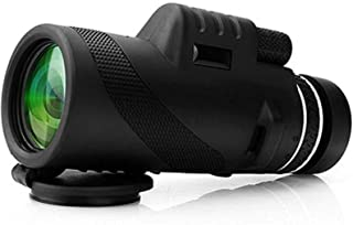 High Power Binoculars, Monocular Telescope, Monocular Telescope 40x60 High Power HD Compact Monocular for Adults Kids, Wat...