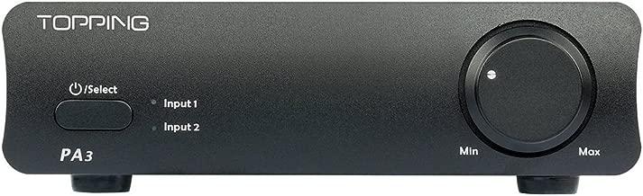 Best monoprice desktop amplifier Reviews