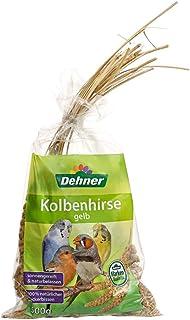Dehner pájaro Forro, pistón mijo, 1er Pack (1x 500g)