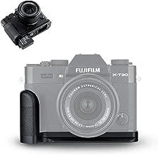 Anti-Slip Hand Grip Bracket for Fuji Fujifilm X-T30 XT30 X-T20 XT20 X-T10 XT10 Replaces Fuji MHG-XT10 Bottom Opening for The Battery Memory Card & a Speaker Hole