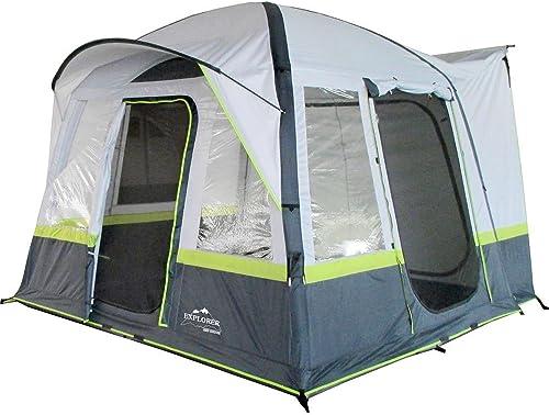 Explorer Tente Trouper, gris Vert, 300x 300x 210cm, 45510