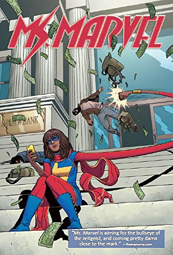 Ms. Marvel. Generation Why - Volume 2 (Marvel Comics)