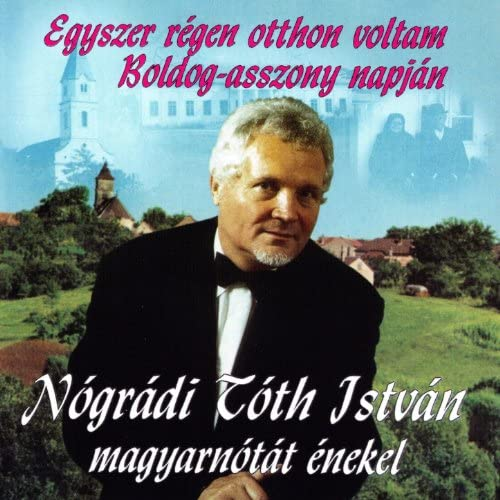 István Tóth Nógrádi