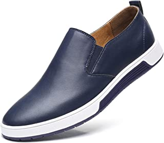 Mens Casual Shoes Oxford Dress Shoes for Men Modern Leather Shoes