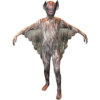Morphsuits - Disfraz infantil de murciélago vampiro (talla M, 119 ...
