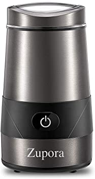 Zupora 200W Spice and Coffee Grinder