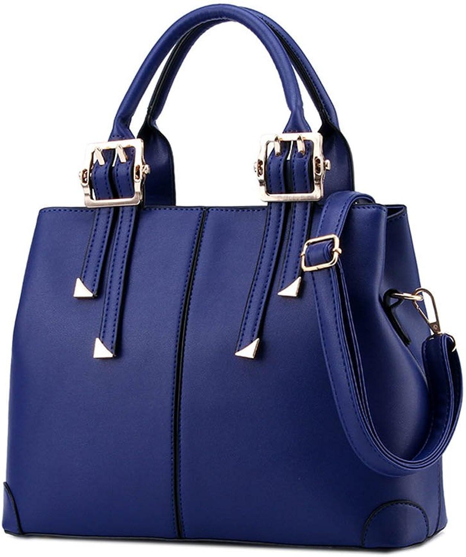 Catkit Design Womens Simple Europe Tote Handbag Shoulder Bag Crossbody Shopper