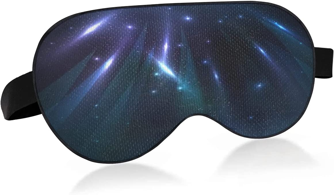 Sleep Mask with Eyes That Selling rankings Block Light and Relieve Dry famous Starr