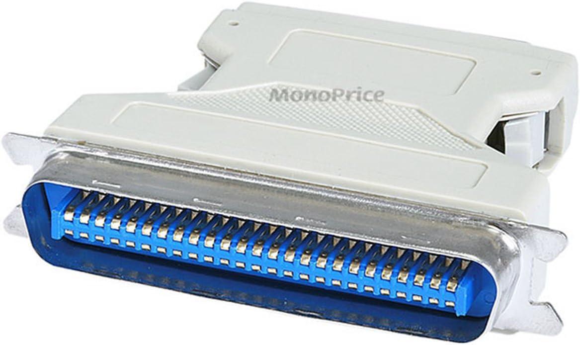 OFFicial shop Monoprice 100849 HPDB 50M CN 1-2 half Adapter SCSI