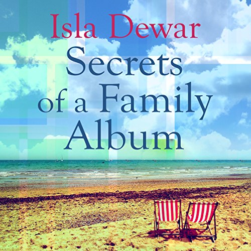 Secrets of a Family Album audiobook cover art