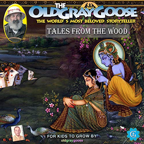 Tales from the Wood cover art