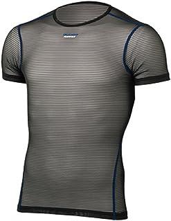 ファイントラック(finetrack) パワーメッシュTシャツ ブラック FUM0812 メンズ M